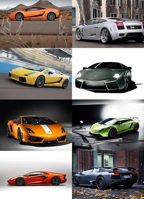 Set-Wallpaper-Beautiful-Lamborghini-Cars