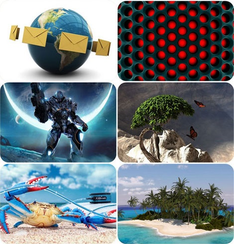 3D-Graphics-Wallpaper-Collection