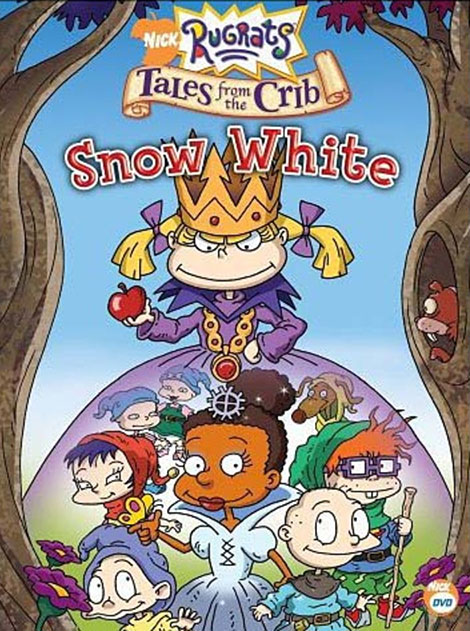 Rugrats-Snow-White